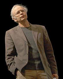 Peter Singer standing