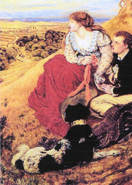 boatswain dog. the romantic painting, right, by ford madox brown was completed long after deaths of both byron and boatswain. inspired byron\u0027s semi-autobiographical boatswain dog n